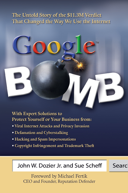 Order Google Bomb Book Today.