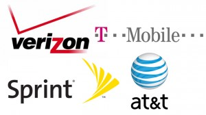 Four Major Phone Companies Main