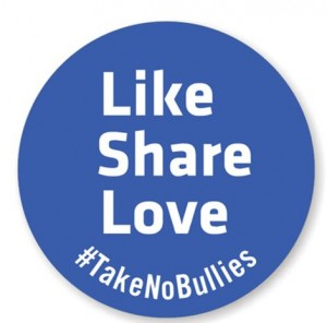 Credit: SmartSign #TakeNoBullies
