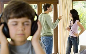 Family conflict effects the everyone.