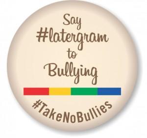 #TakeNoBullies sticker via MySecuritySign