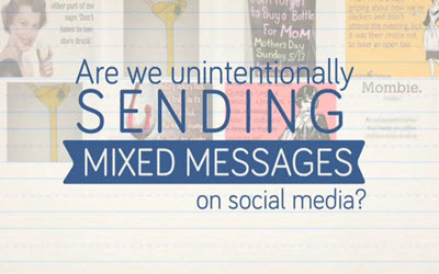 Sending mixed messages