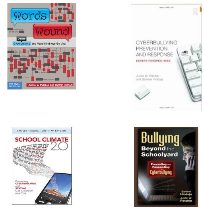 CyberbullyingBooks
