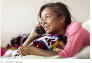Use the phone this holiday season